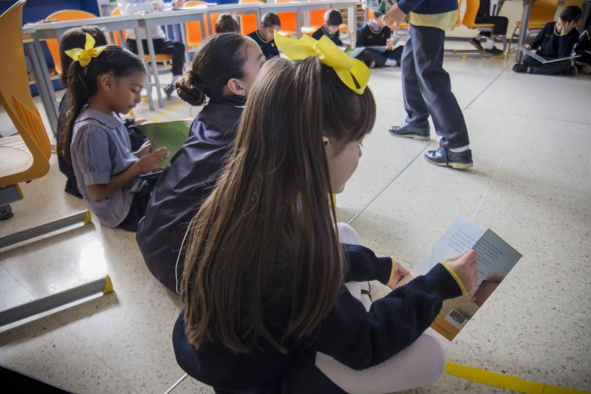 Centro educativo monarca tiene su propio sueño